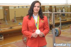 «Тяжелая» медаль Даши Наумовой