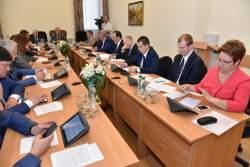 О проведении совместного заседания президиума Бобруйского городского Совета депутатов и горисполкома
