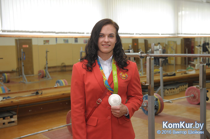 Бобруйчанка – среди номинанток на звание «Лучшая спортсменка года». Голосуем!