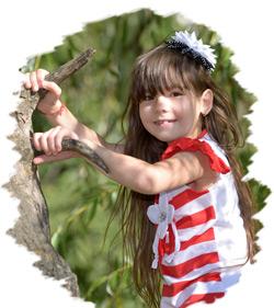 Ульяна Репенько, 6 лет.