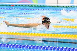 Игорь Бокий стал трехкратным паралимпийским чемпионом в Рио