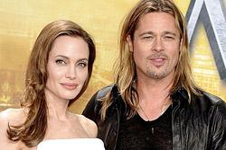 Анджелина Джоли официально подала на развод с Брэдом Питтом