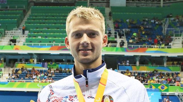 Игорь Бокий стал самым титулованным спортсменом Паралимпиады