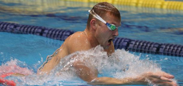 Игорь Бокий с мировым рекордом выиграл золото на Паралимпиаде-2016