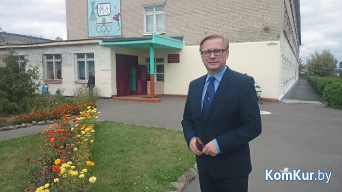 Как тележурналист стал директором бобруйской школы