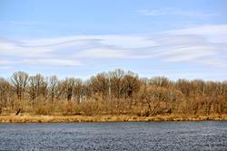 Уровень воды в Березине серьезно изменился