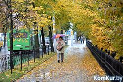 Погода на неделю: дожди сменятся похолоданием