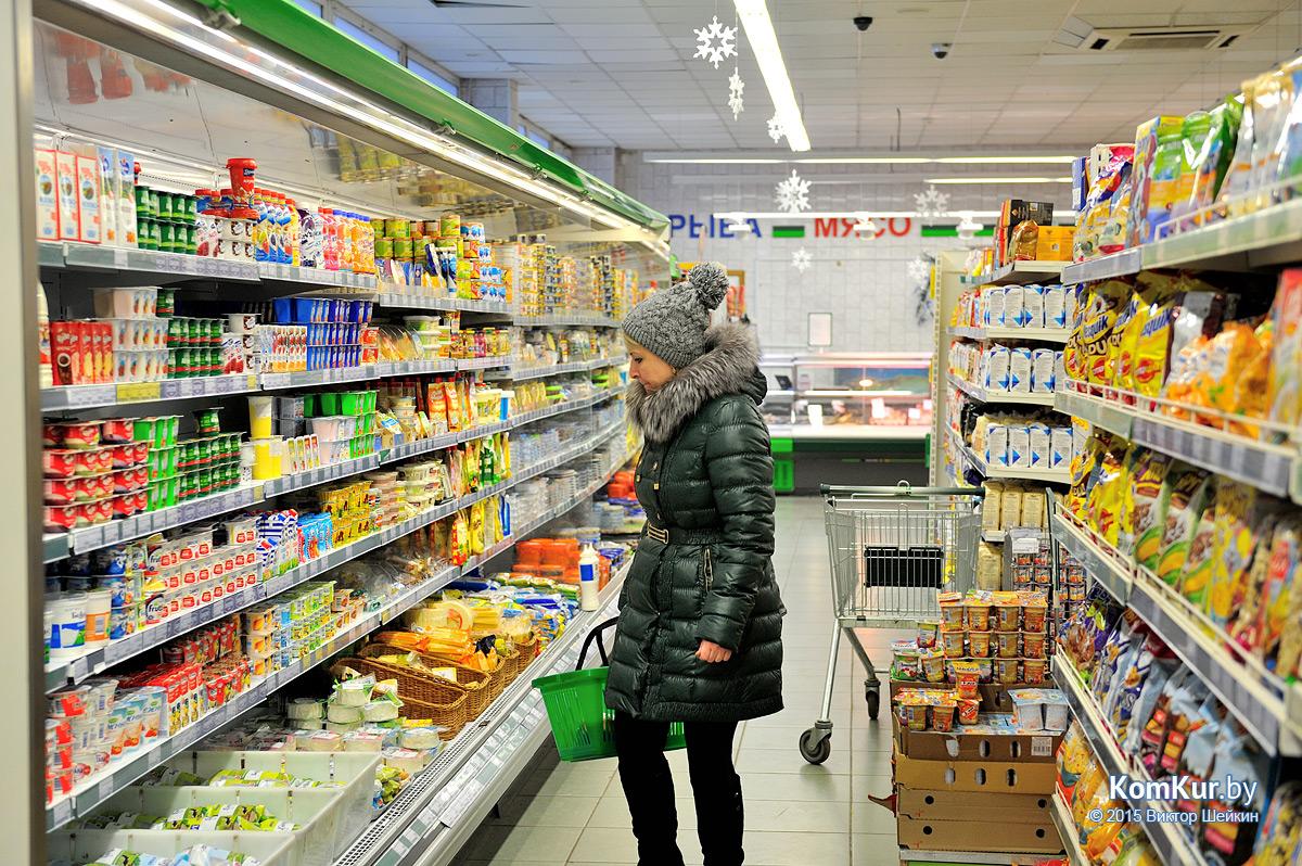 Проверка бобруйской торговли: есть нарушения