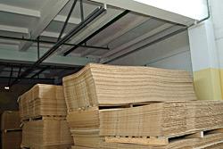 Как разгружаются склады на предприятиях Бобруйска?