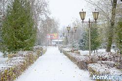 Кратковременный снег и гололедица прогнозируются в Беларуси 30 ноября