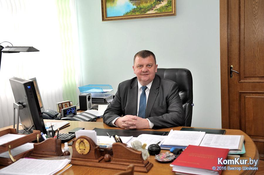 Председатель Бобруйского райисполкома: «Нам нужны специалисты. Жилье дадим!»