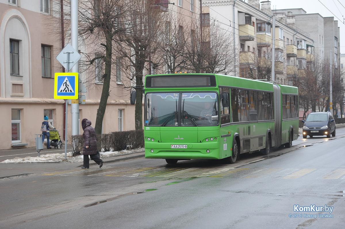 24 декабря временно ограничат движение по ул. Пушкина