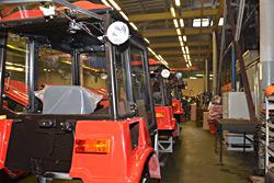 Бобруйские трактора поедут в Великобританию