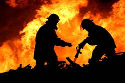 Бобруйские пожарные спасли трех человек