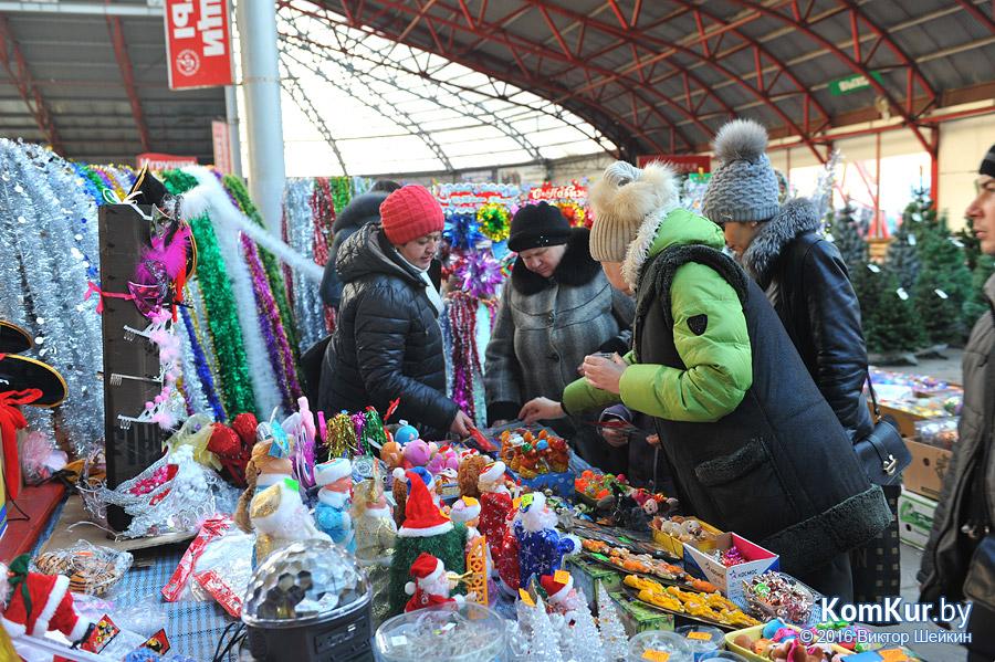 Праздничные акции и скидки в Бобруйске