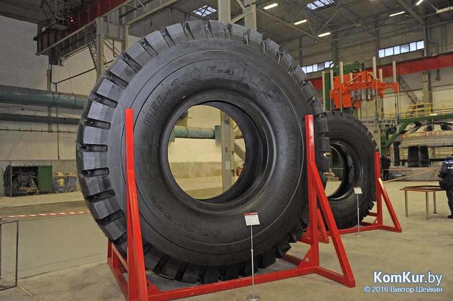 Белшина несет потери из-за нездоровой конкуренции со стороны российских производителей шин