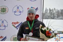 Бобруйский пожарный – призер этапа Кубка Восточной Европы