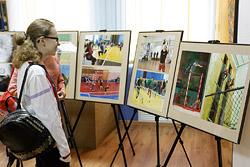 В пожарной части Бобруйска открылась выставка «Спасатель»