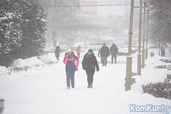 В Беларусь пришел арктический холод. Пик морозов — на Рождество