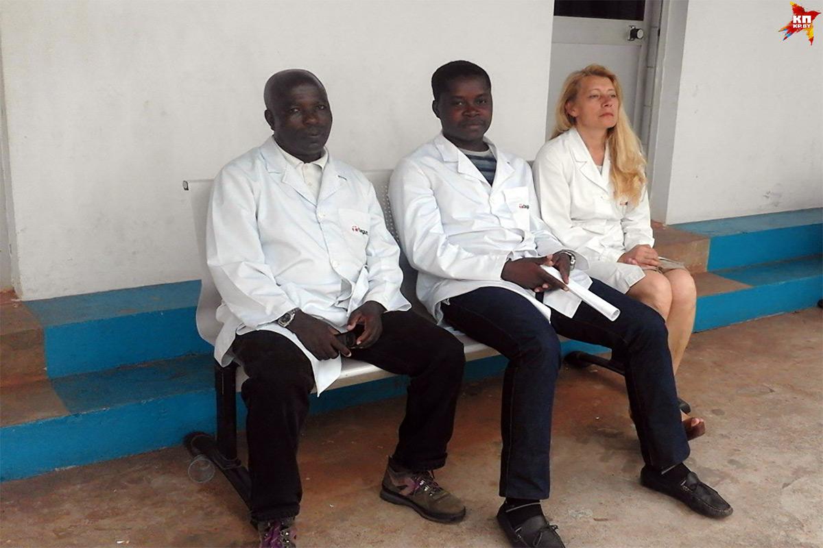 Белорусская врач в Африке: «Когда получила первую зарплату, плакала»