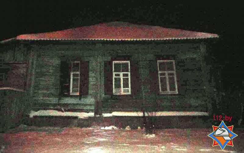 В Бобруйске хозяйка с сыном самостоятельно справились с пожаром