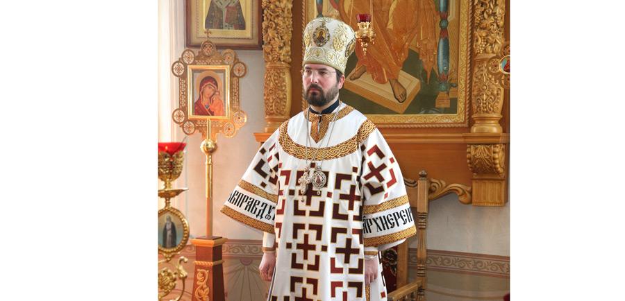 Рождественское послание Епископа Бобруйского и Быховского Серафима