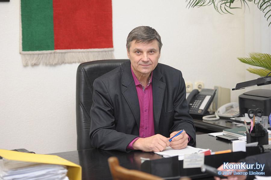 На окраину Бобруйска придет центральная канализация