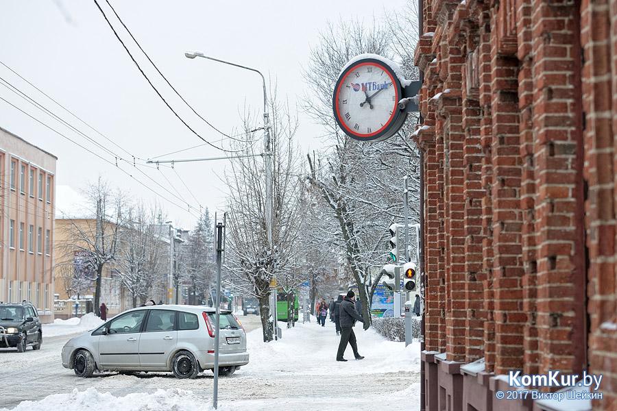Бобруйск Январский