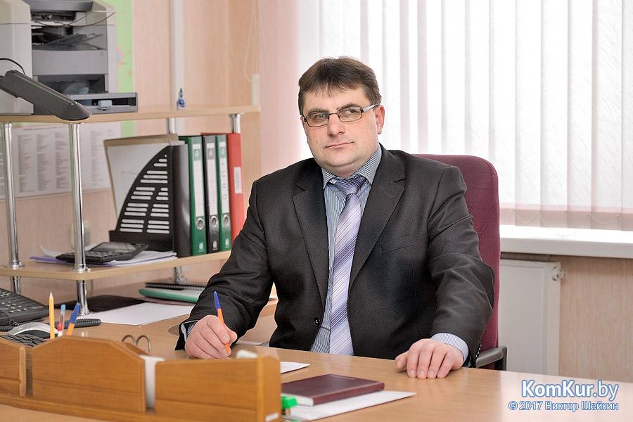 Знакомьтесь: новый главный эколог Бобруйска