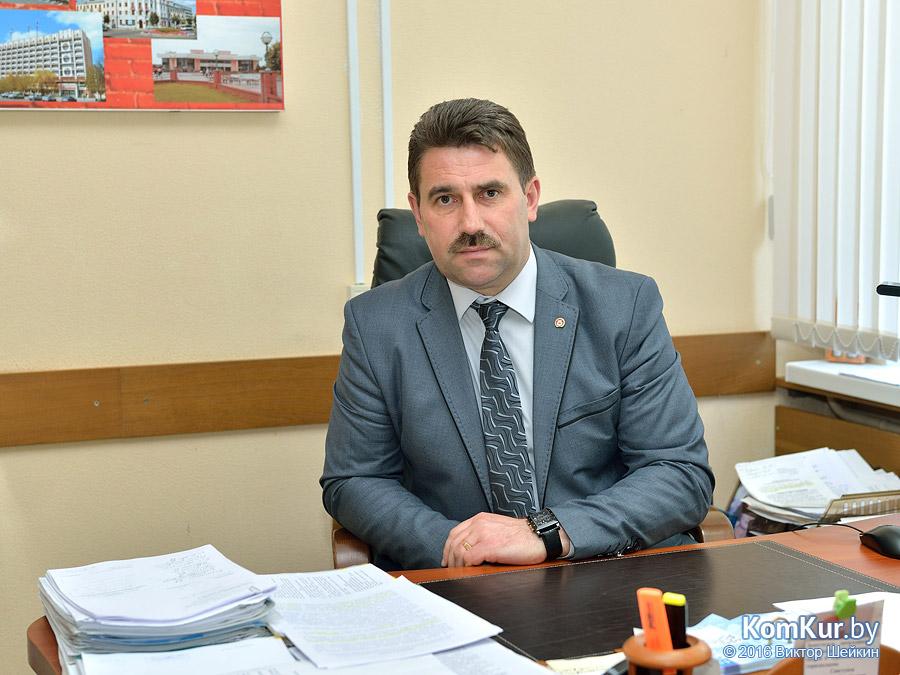 Михаил СВИСТУНОВ: «Поставлена задача вернуть «Белшину»  в высшую лигу»