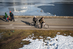 К концу недели в Беларусь придет оттепель