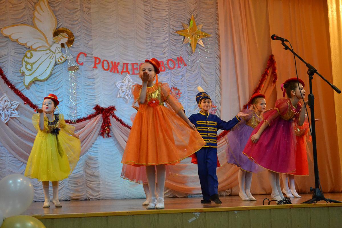 В Бобруйске прошел Рождественский бал