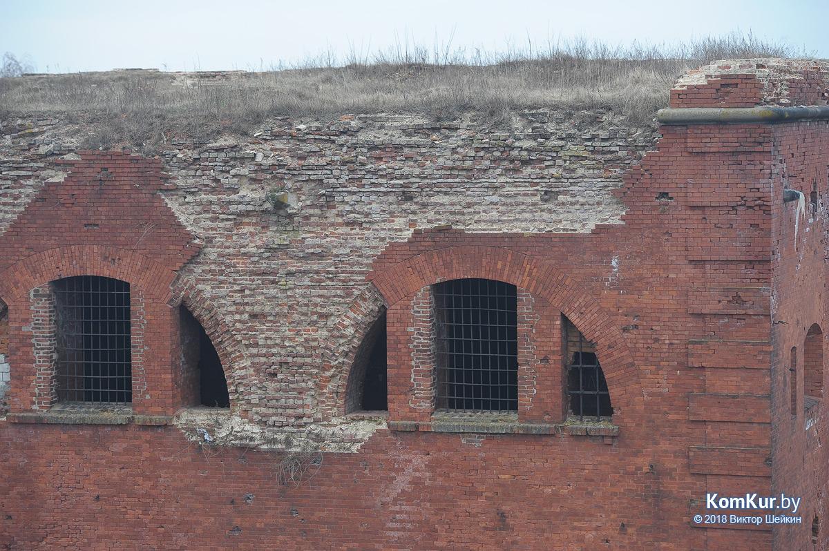 Бобруйская крепость нуждается в защите