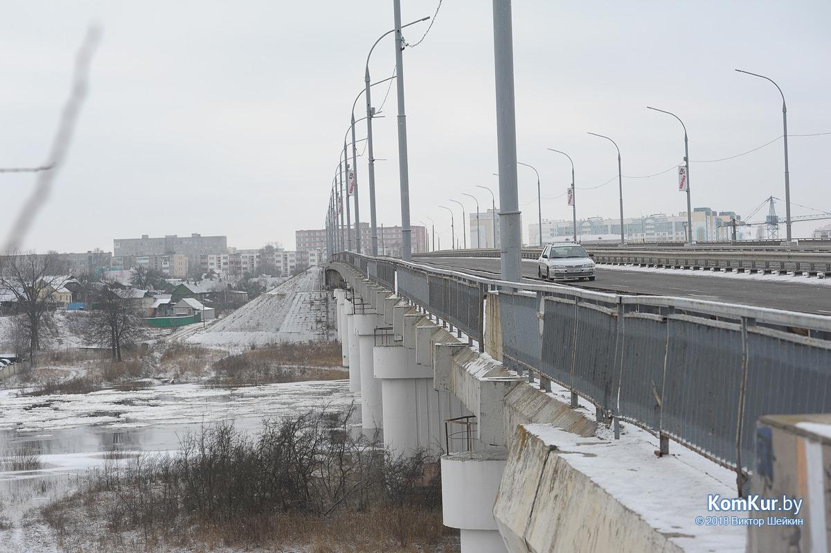 Закроют ли «фандоковский» мост?