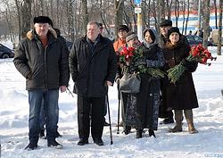 Рафаила Михайловича Бецера похоронили на еврейском кладбище