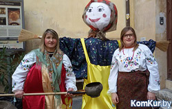 18 февраля в Кальяри, столице Автономного региона Сардиния (Италия) по инициативе Почетного консульства Республики Беларусь отмечали праздник «Масленица».