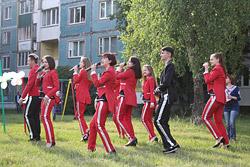 «Жить позитивно, творить добро активно!» – под таким девизом в Бобруйске 24 мая прошел спортивный праздник, посвященный Международному дню соседей.