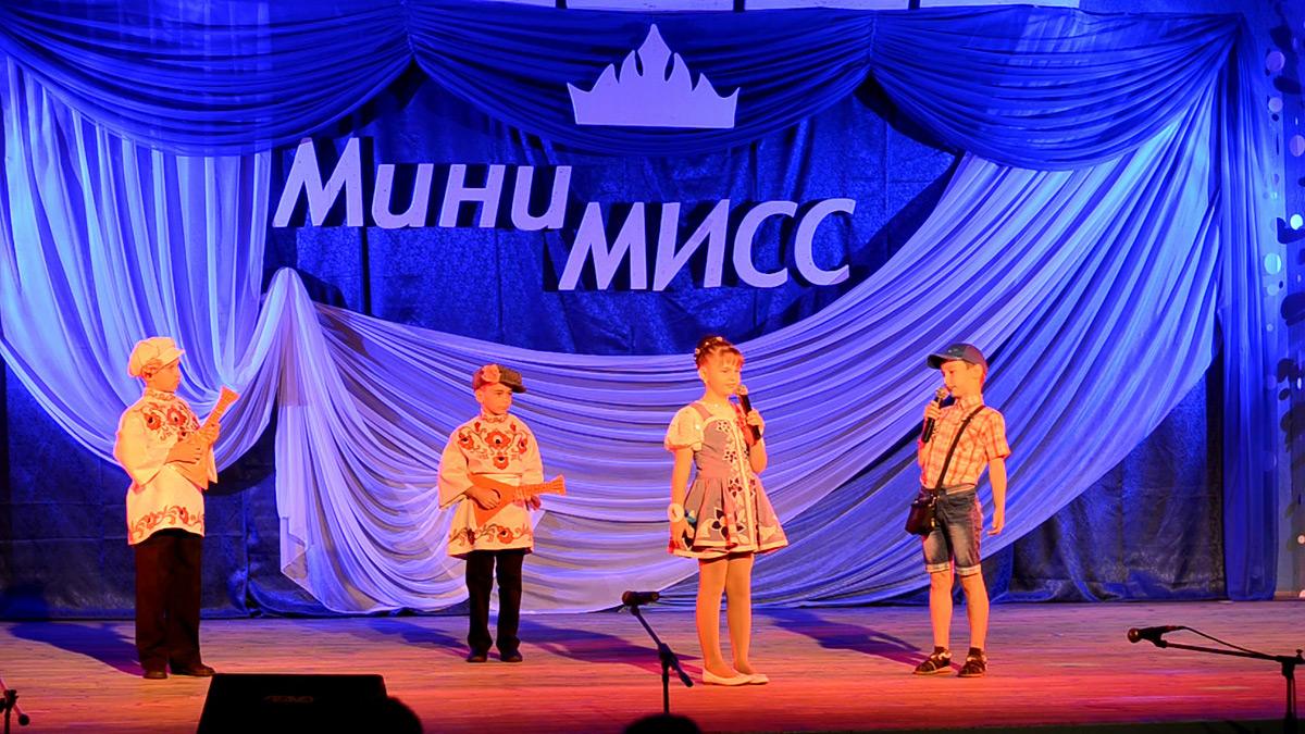 Танечка Соболева – «Мини-мисс-2018» на Бобруйщине!