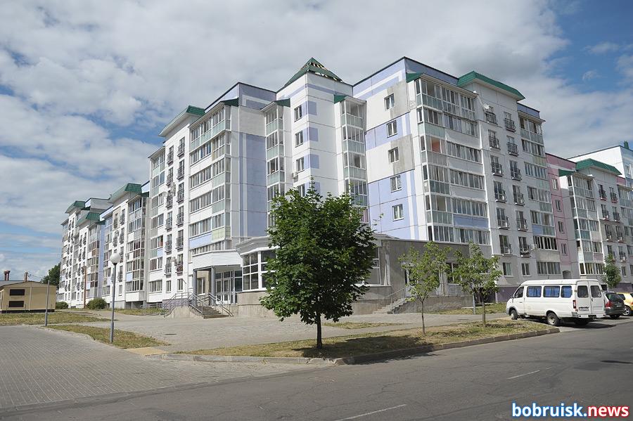 Новое жилье в Бобруйске похорошей цене ждет вашего решения!