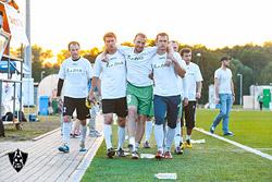 Пока все следят за событиями Чемпионата мира по футболу 2018, в Минске проходит не менее напряженный турнир – «Кубок бизнеса по футболу 2018», где Бобруйск представляют две команды: «ФанДОК» и «Легпромразвитие».