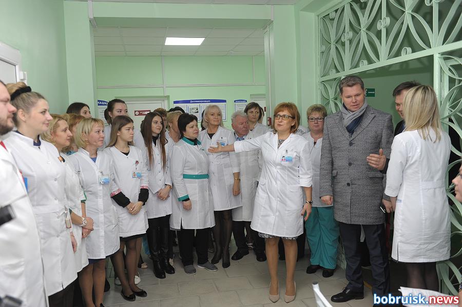 В поликлинике №6 открыли новый рентген-кабинет