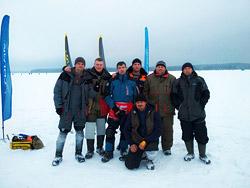 Бобруйчанин стал призером состязаний рыболовов на Чигиринском водохранилище