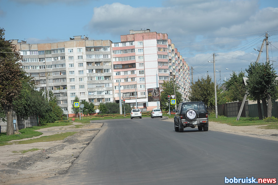 «Коммерческий на связи». Что нужно новой улице в Бобруйске?