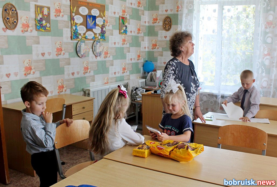Как сестричество при Свято-Иверском храме Бобруйска помогает детям
