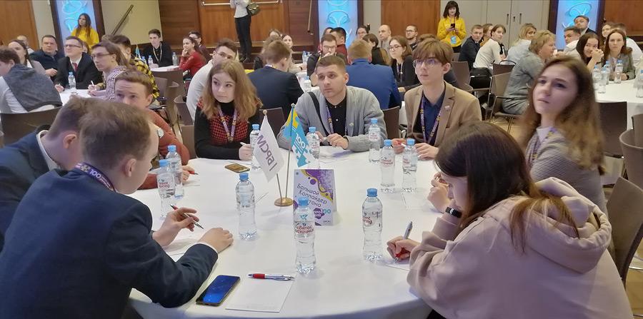 2 и 3 марта в Минске проходил финал IX сезона республиканского молодежного инновационного проекта «100 идей для Беларуси». Организаторами конкурса являются БРСМ, Министерство образования, Государственный комитет по науке и технологиям.