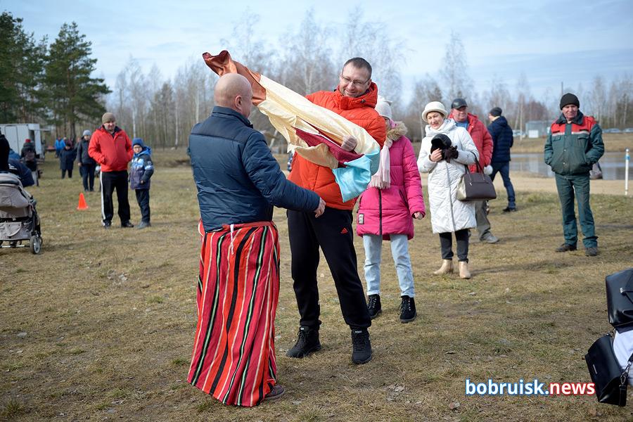 Как встречали Весну и провожали Масленицу под Бобруйском (фоторепортаж)