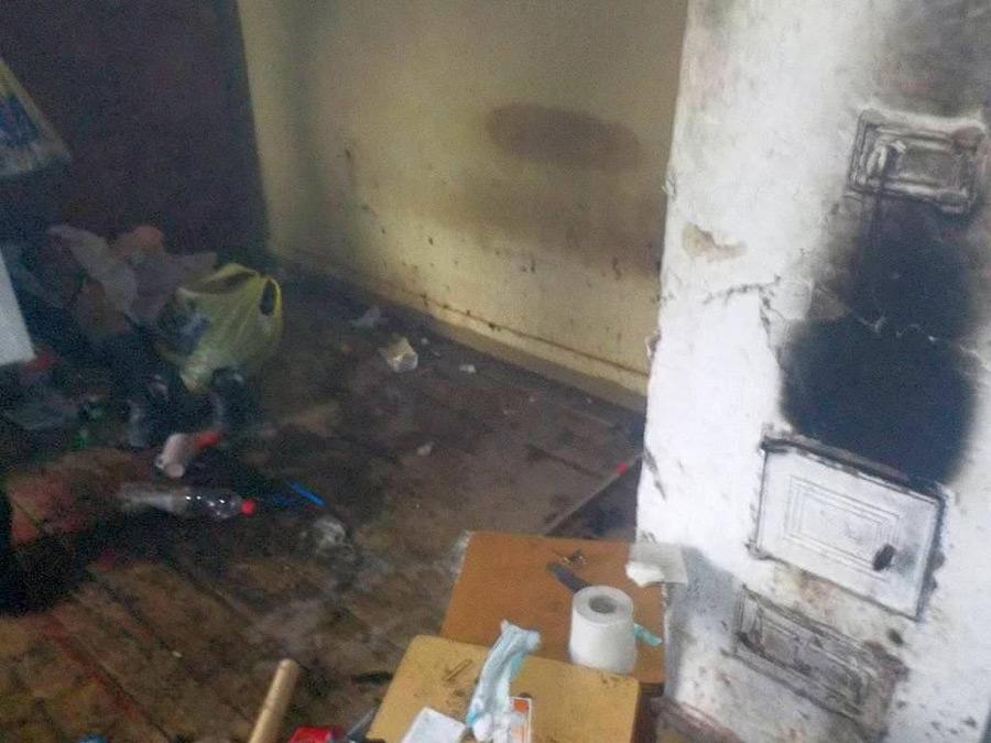 Бобруйские пожарные спасли мужчину