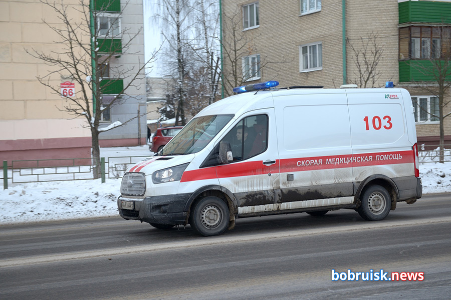 Скорая помощь Бобруйск