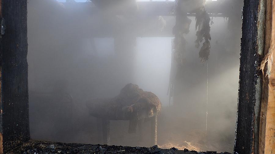 Трагедия на пожаре в Бобруйском районе