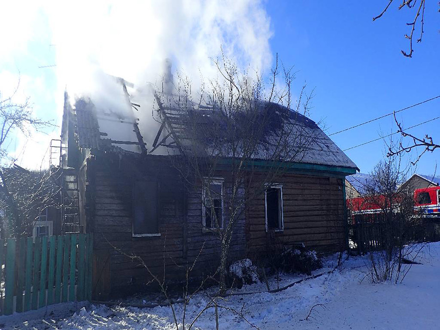 Нашли под прогоревшим полом… Еще одна жертва пожара в Бобруйске